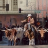 The Longhorns Come To Town