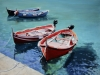 Red Boats of Vernazza
